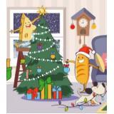 Поздравление с Новым годом и Рождеством Христовым от ФУДРЕФОРМ